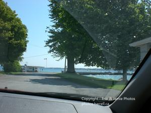 Ferry Dock to Cape Vincent